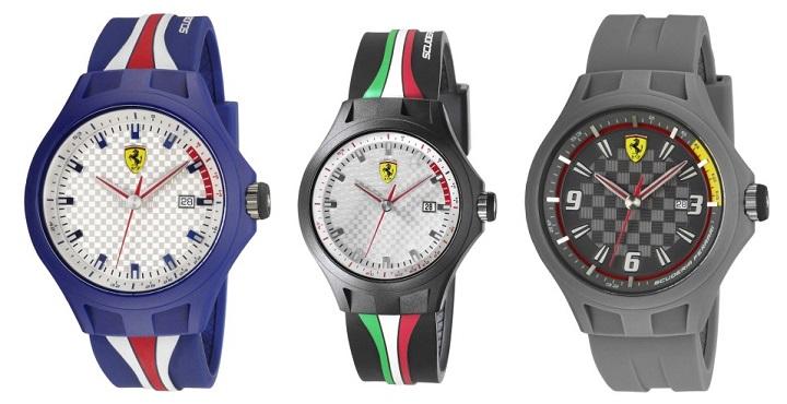 Relojes Ferrari Pit Crew