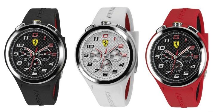 Relojes Ferrari Ready Set Go