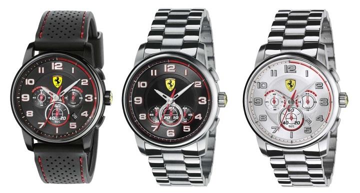Relojs Ferrari Heritage 2