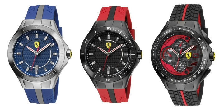 Relojes Ferrari Race Day