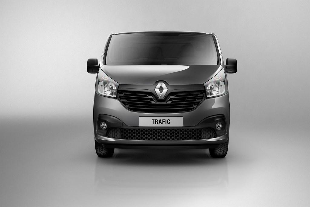 El nuevo Renault Trafic se empezará a comercializar este verano.