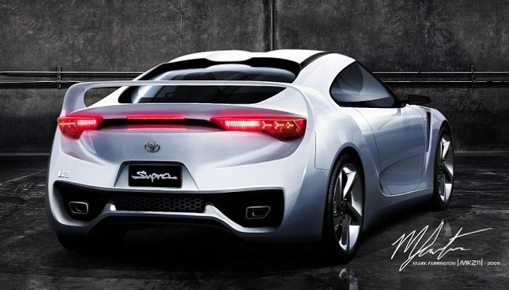 Toyota y BMW Supra