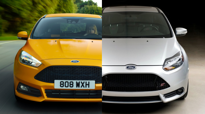 frontales focus st