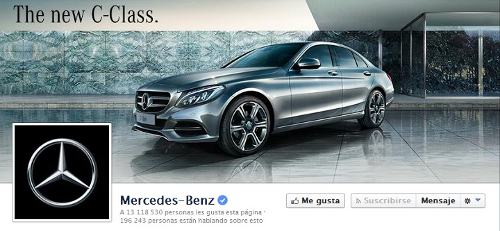 mercedes-benz facebook
