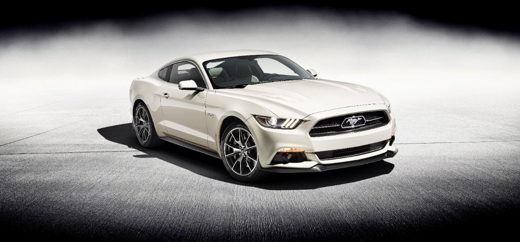 2015 Ford Mustang 50 Year Limited Edition 5