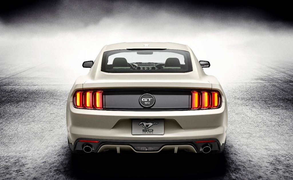 2015 Ford Mustang 50 Year Limited Edition 7