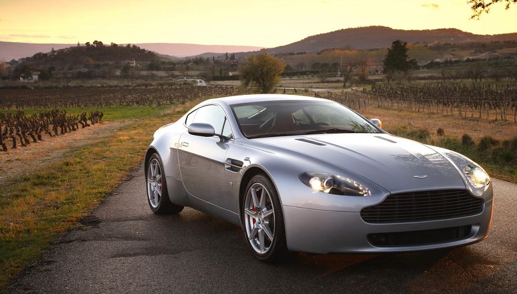 Aston Martin Vantage 2009