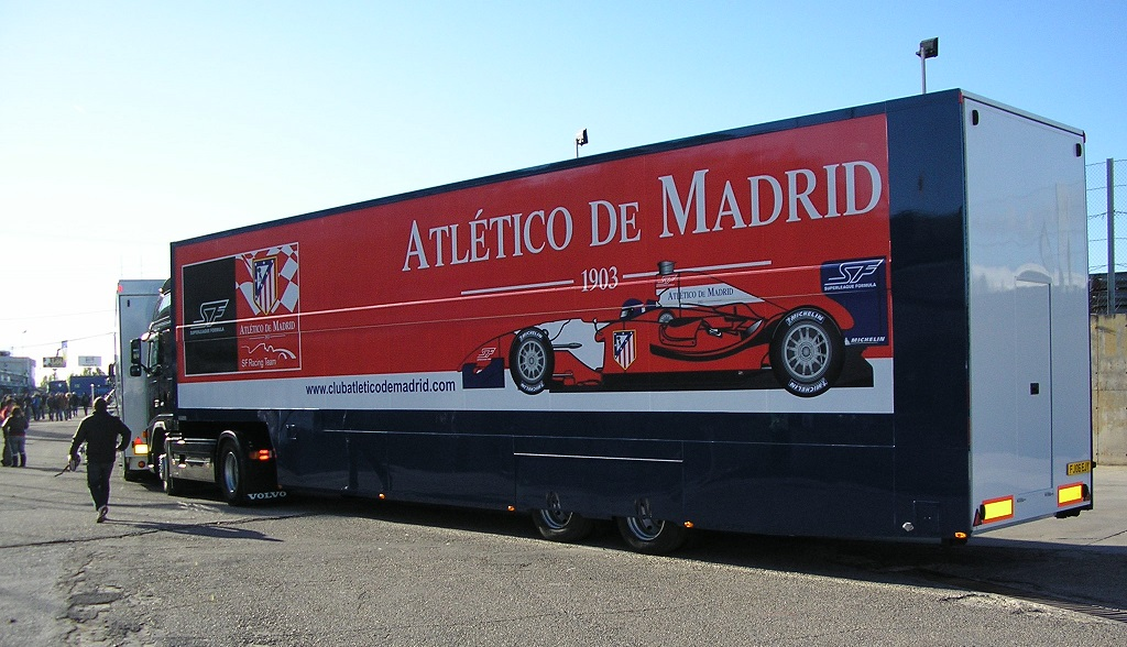 Atletico de Madrid Superleague