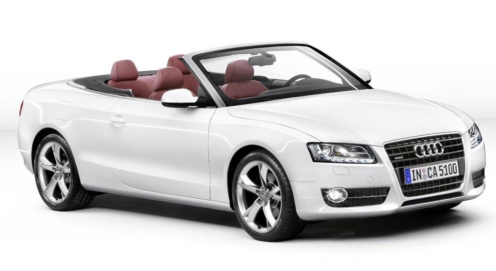Audi A5 Cabrio 2008