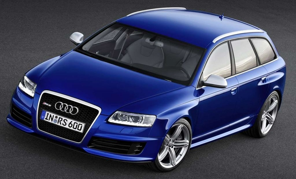 Audi RS6 Avant de 2007
