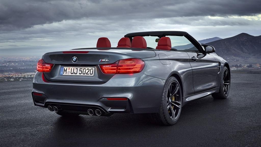 BMW M4 Cabrio 4