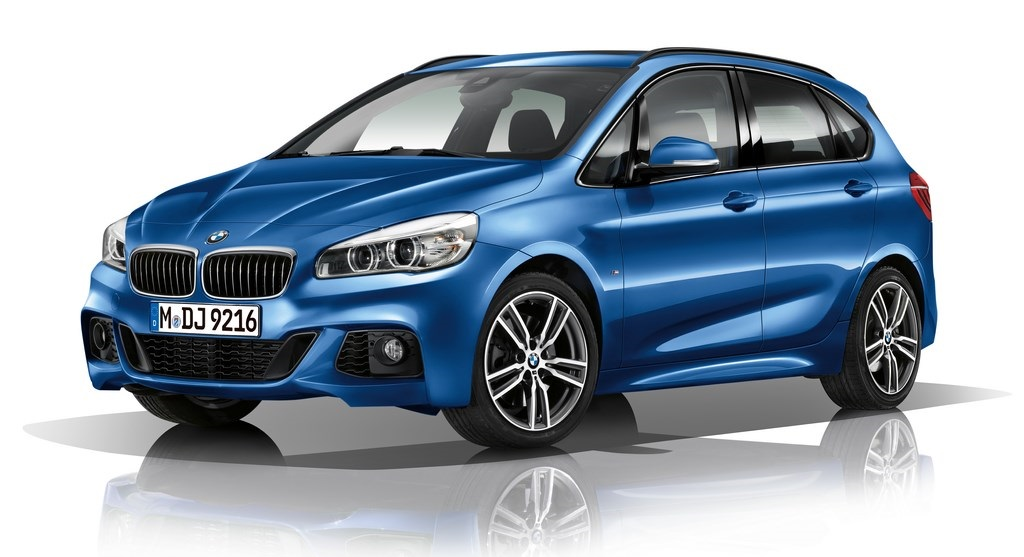 BMW Serie 2 Active Tourer M 8