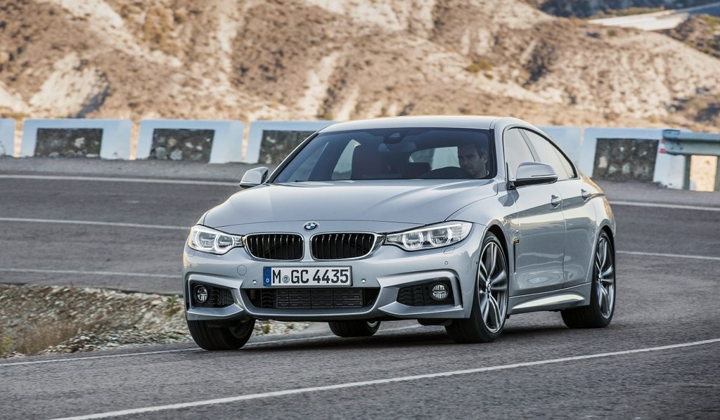BMW Serie 4 Gran Coupe 12