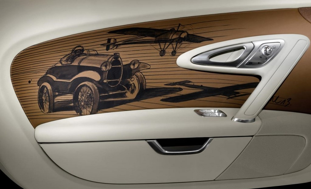 Bugatti Veyron Grand Sport Black Bess 10