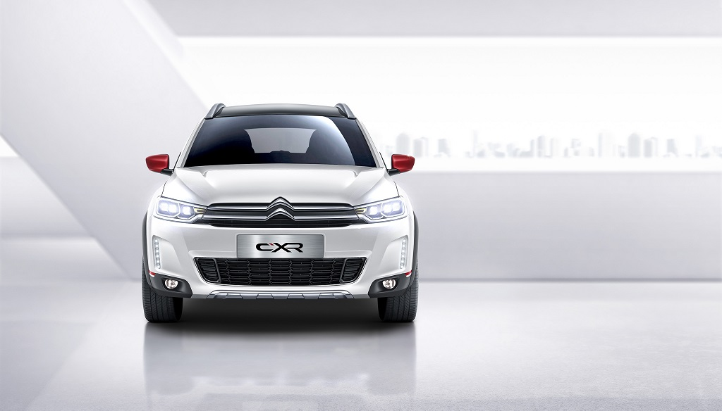 Citroen C-XR frontal