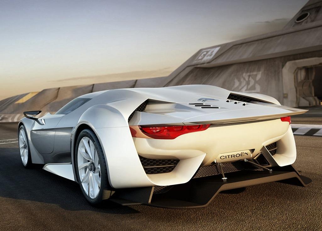 Citroen GT 4