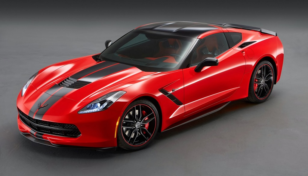 Corvette Stingray Pacific
