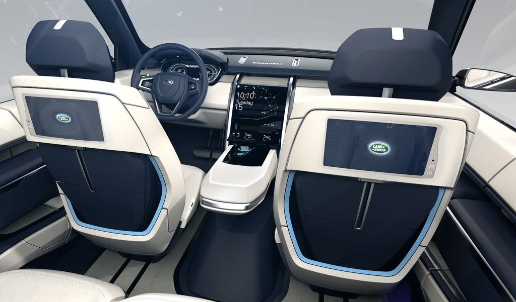 Discovery Vision Concept 16