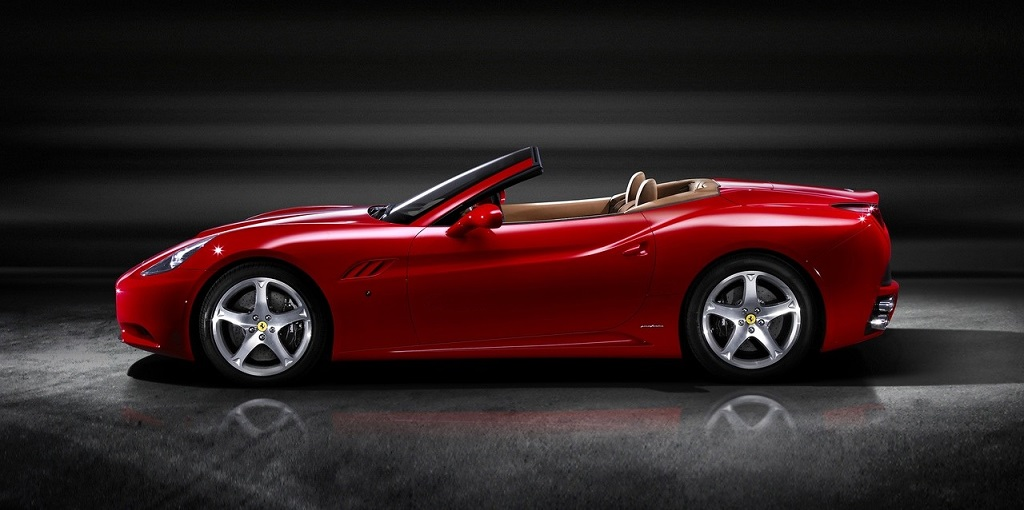 Ferrari GT California 2008