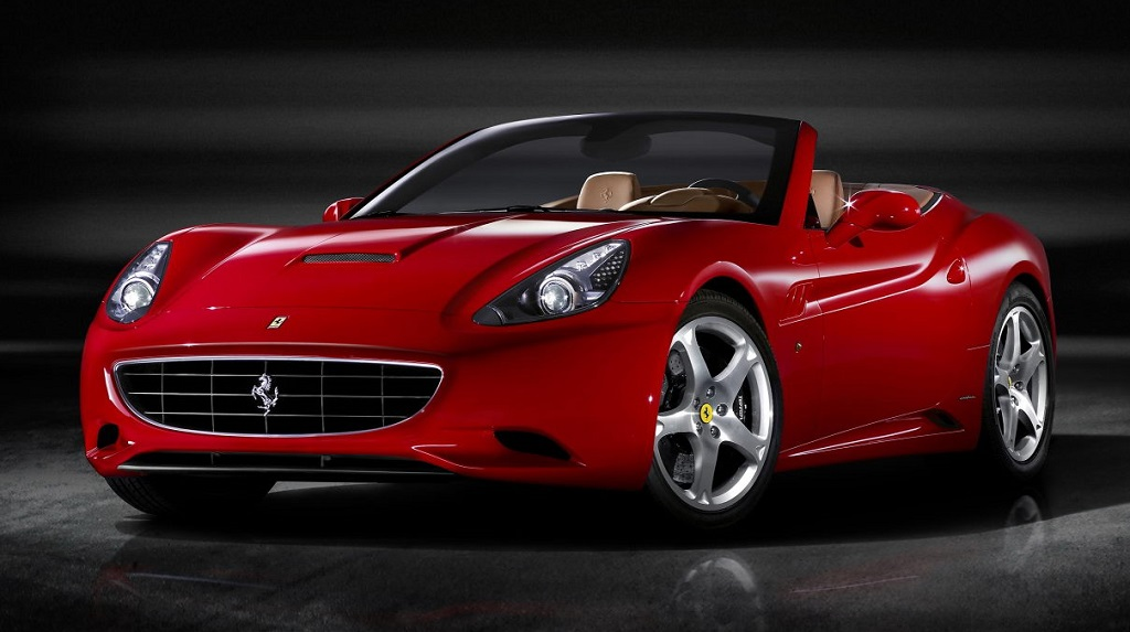 Ferrari GT California