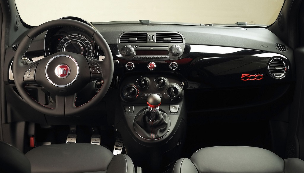 Diat 500 Diabolika interior