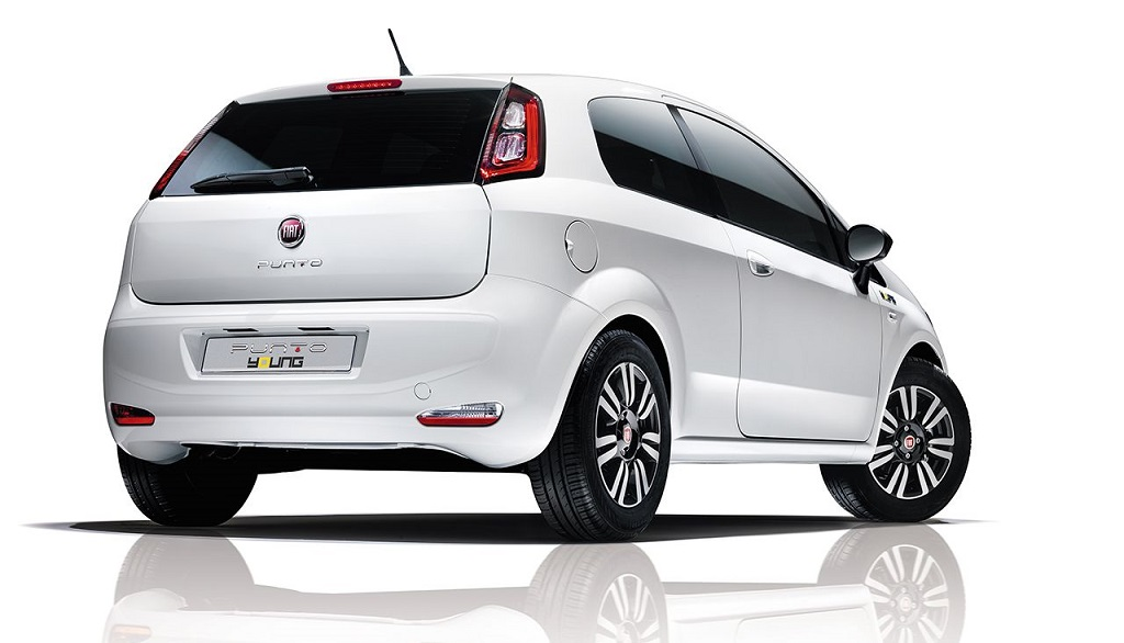 Fiat Punto Young 2