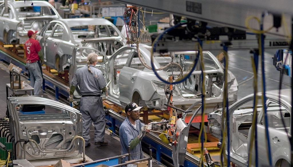 General Motors fabrica