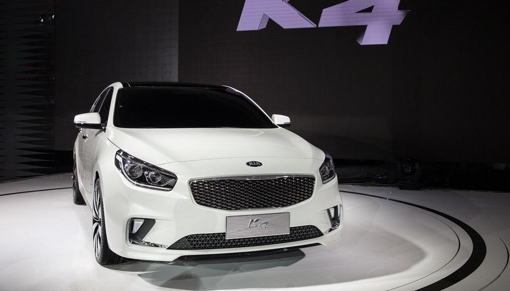 Kia Concept K4 2