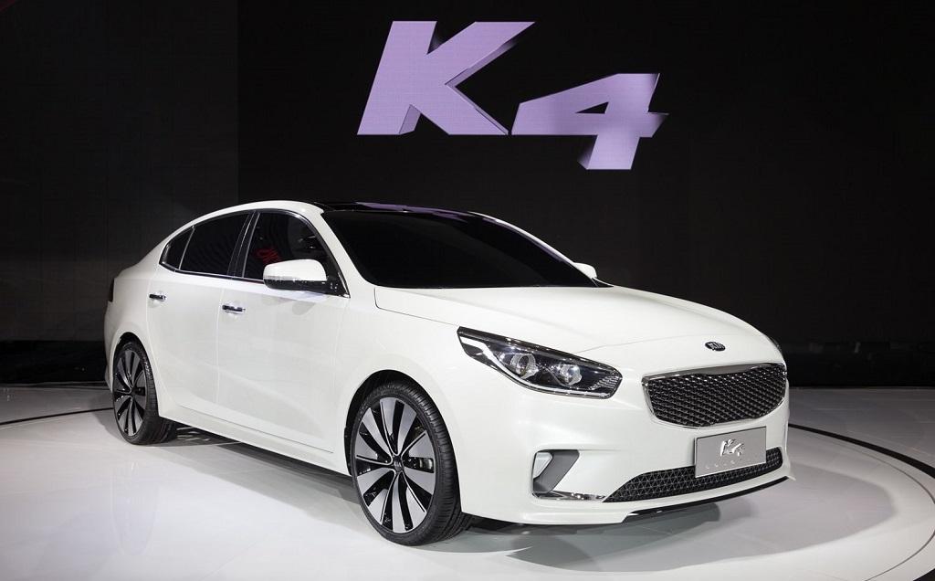 Kia Concept K4