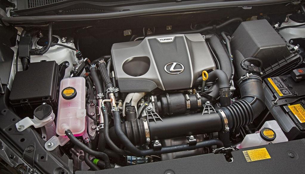 Lexus NX 36