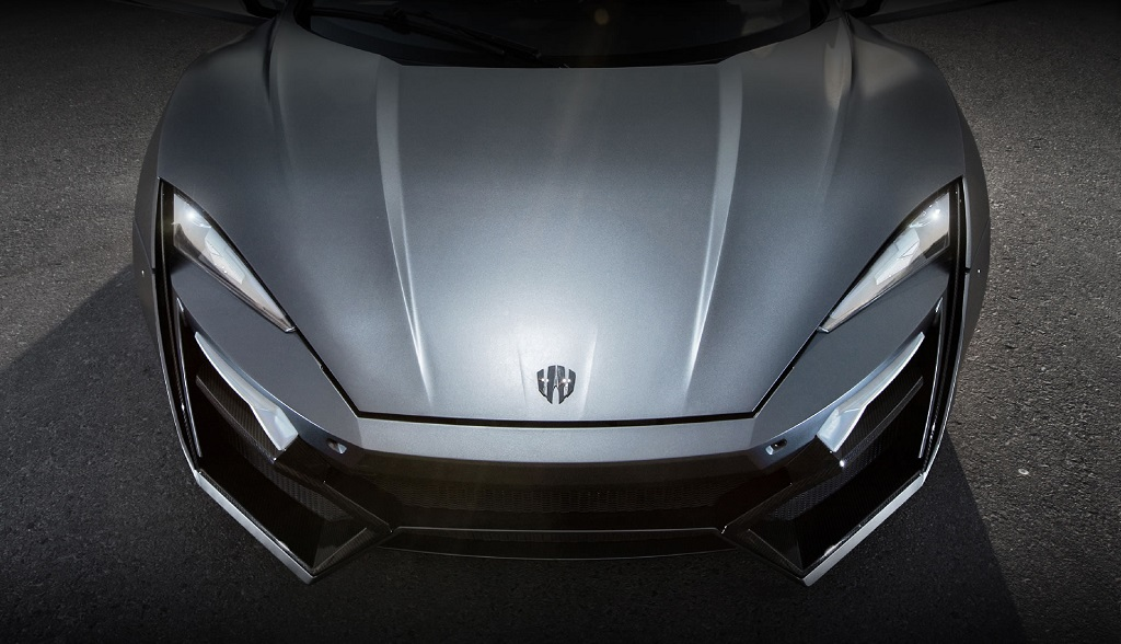 Lykan Hypersport capo
