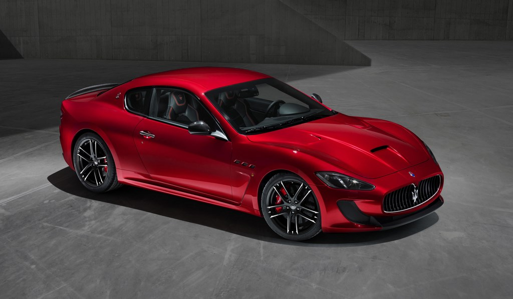 Maserati Centennial Edition 9