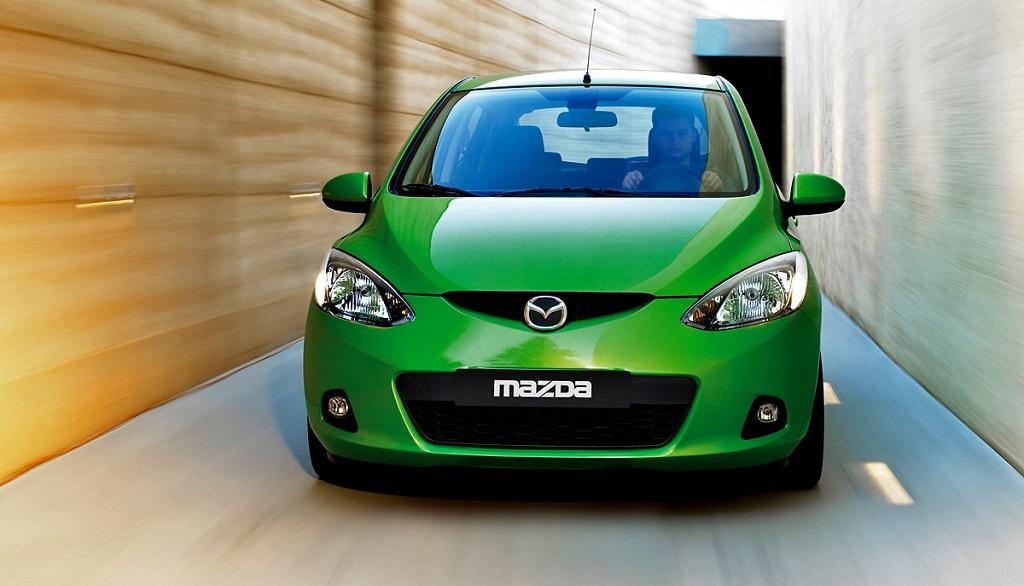 Mazda 2 2007 frontal