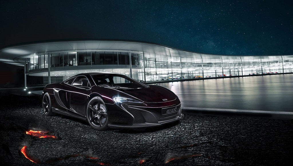 McLaren Special Operations 650S Coupé Concept