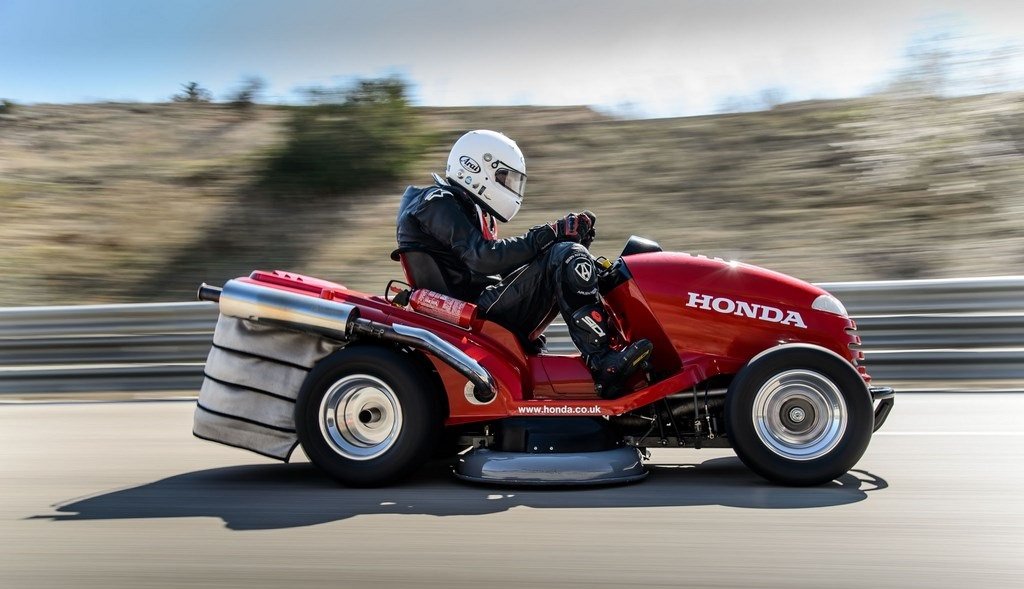 Mean Mower Honda 3