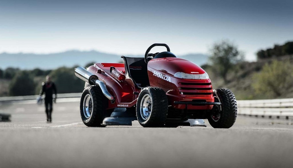 Mean Mower Honda 7
