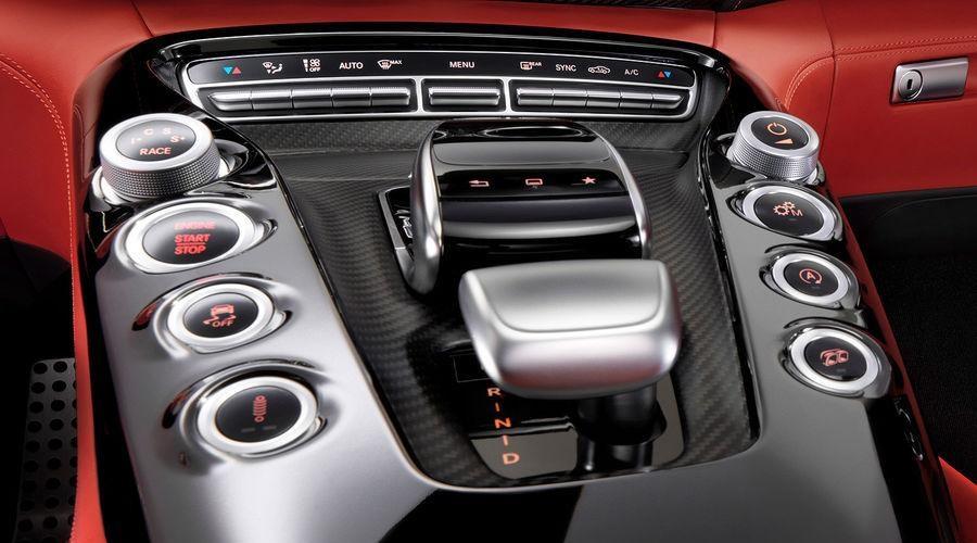 Mercedes-Benz AMG GT 4