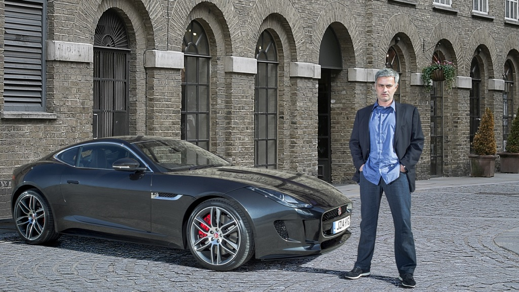 Mourinho Jaguar F-Type R Coupe