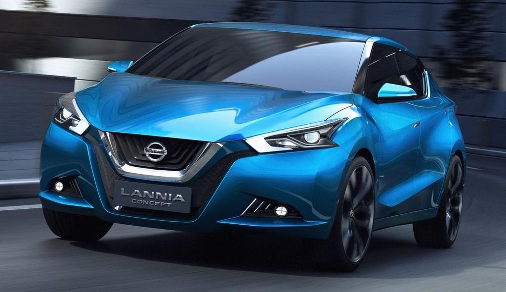 Nissan Lannia Concept 4