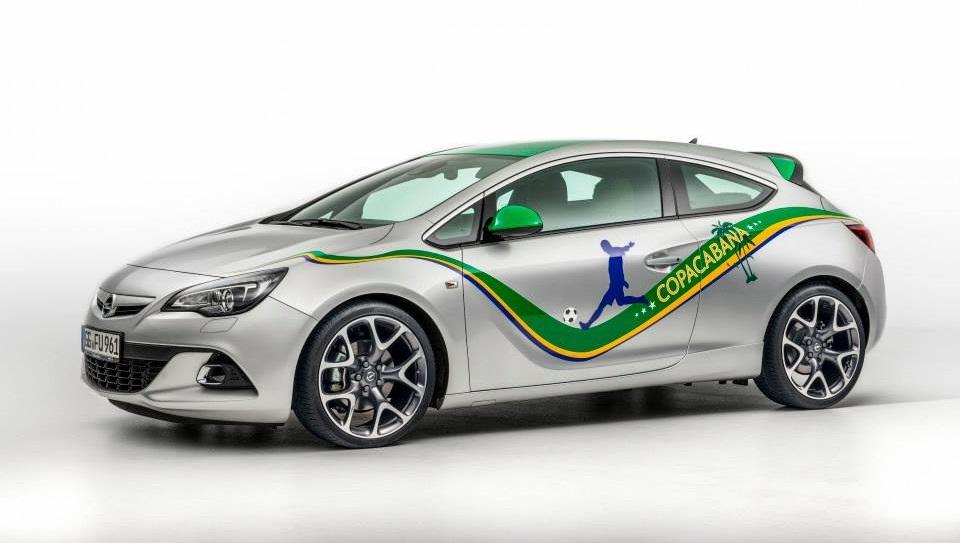Opel Astra Copacabana 2