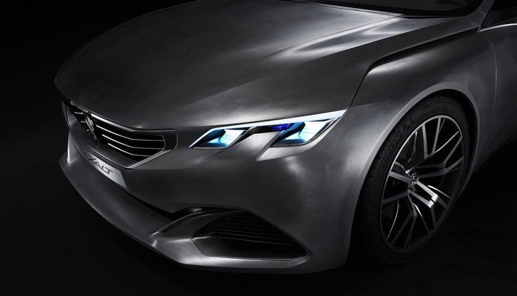 Peugeot Exalt Concept 12