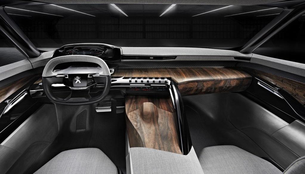 Peugeot Exalt Concept 5