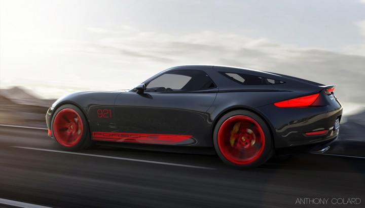 Porsche 921 vision concept design-17