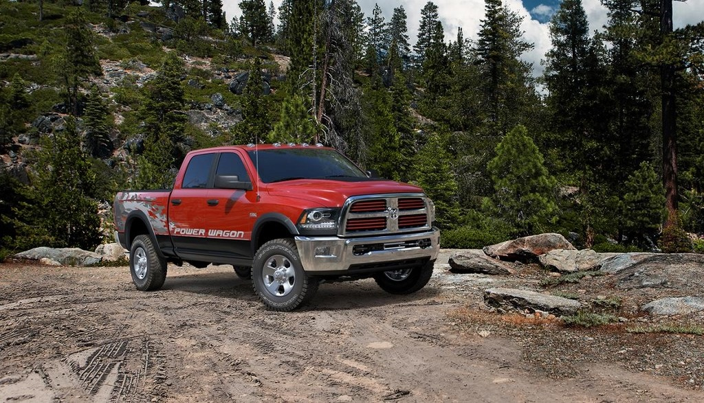 Ram Power Wagon 20