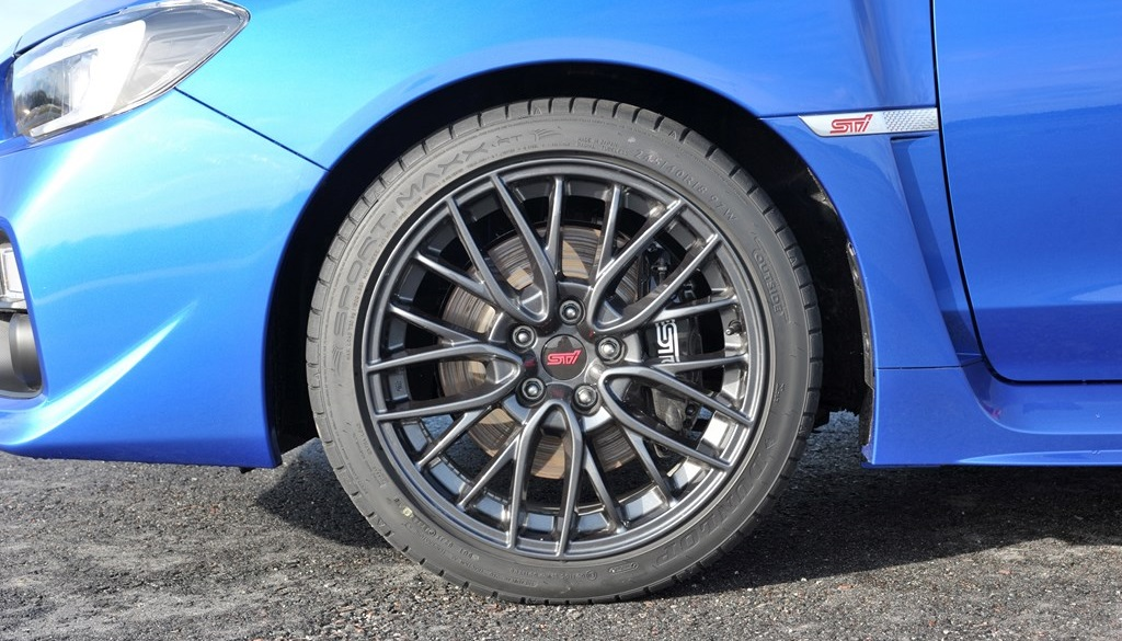 Subaru llantas