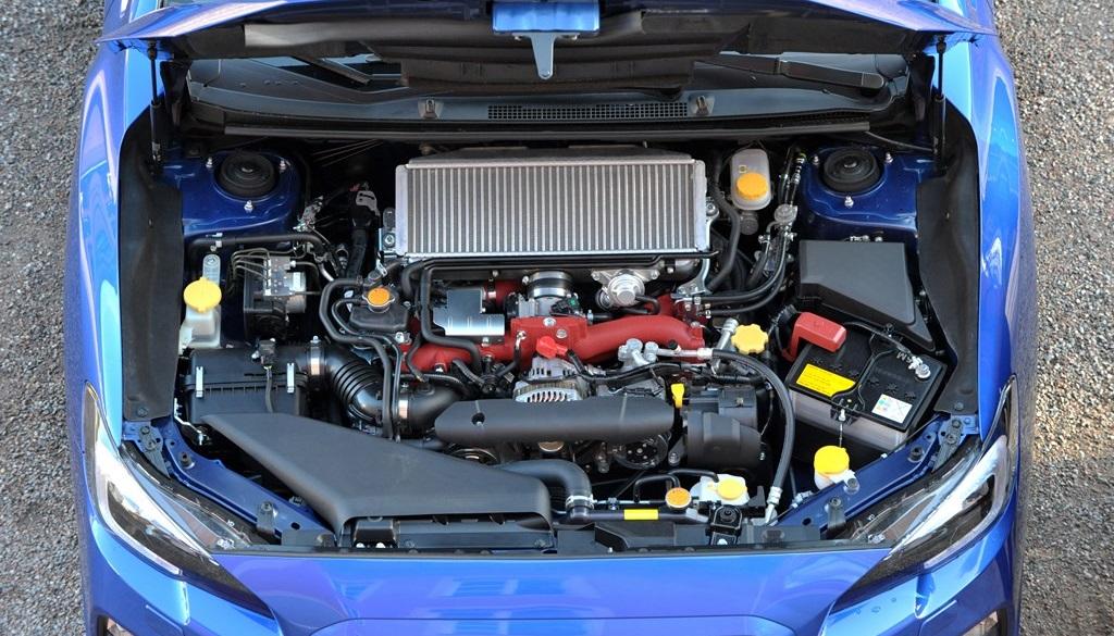 Subaru motor