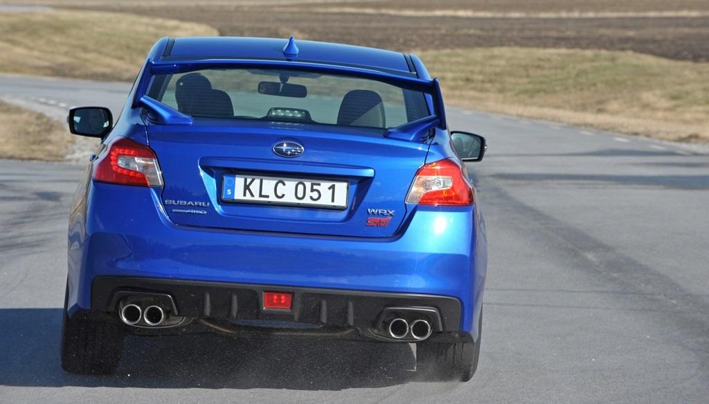 Subaru zaga