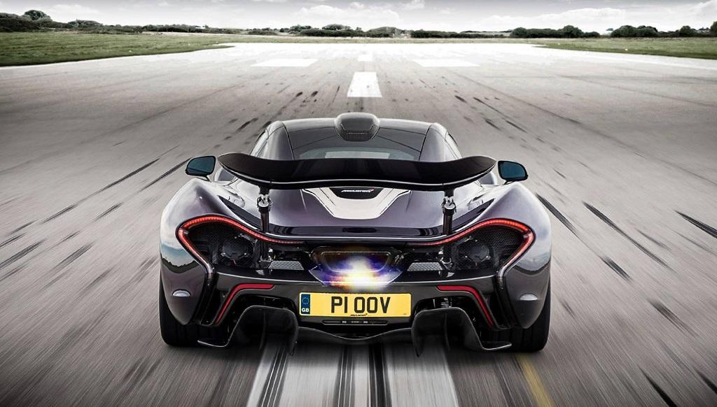 Top Gear McLaren P1