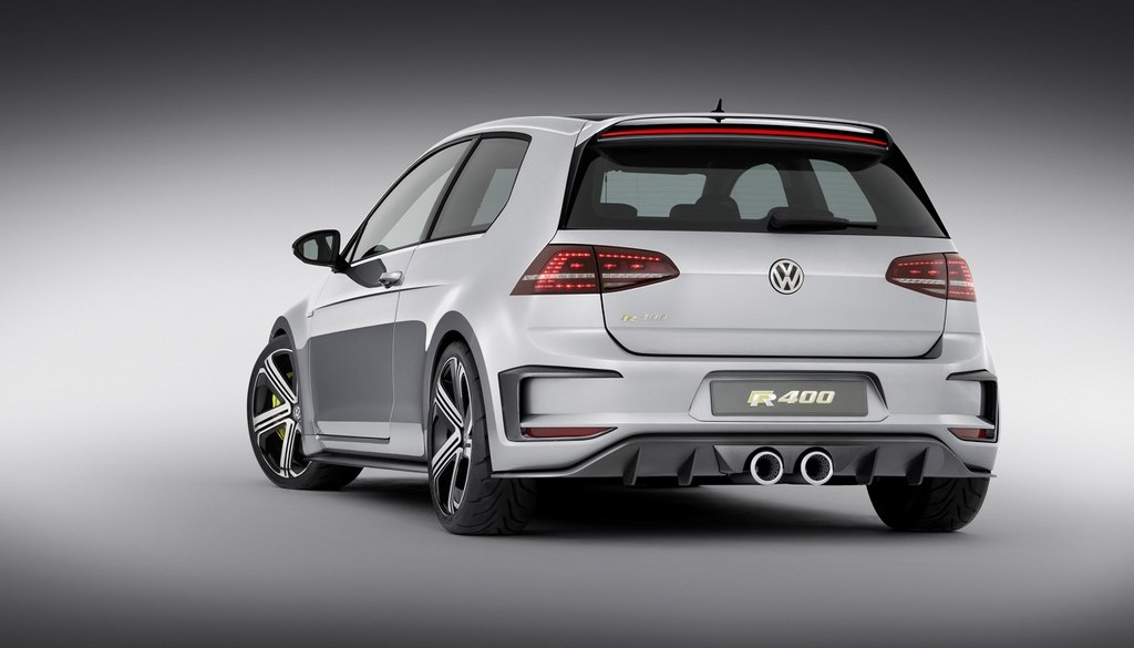 Volkswagen Golf R 400 3