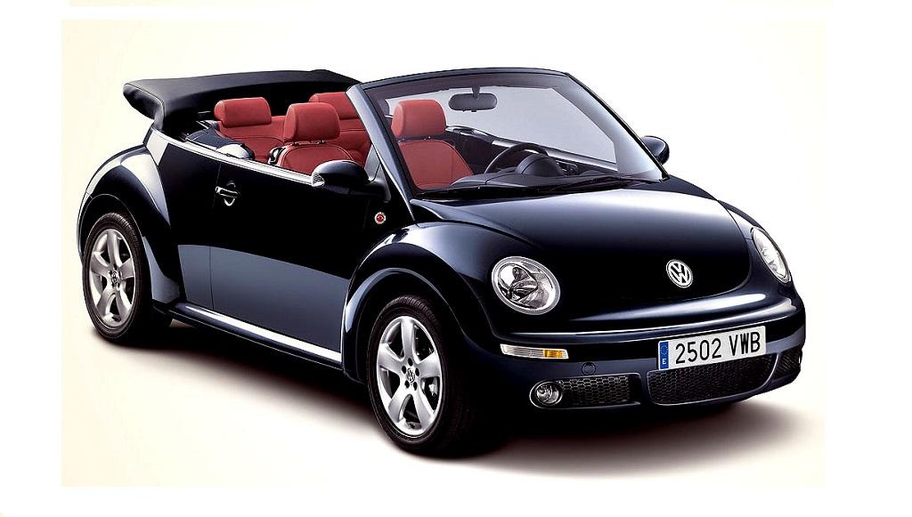 Volkswagen New Beetle Red Edition